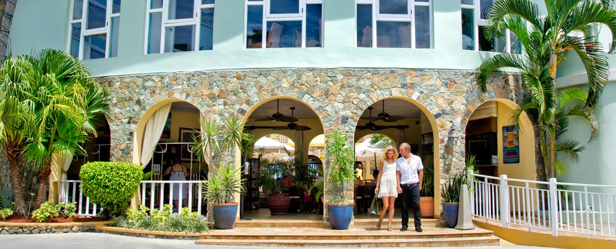 Oyster Bay Beach Resort Lobby
