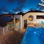 Mainsail Penthouse Rooftop with Travertine Terrace