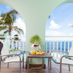 Ocean View Courtyard Room