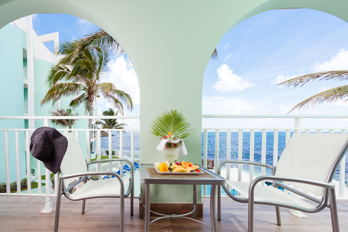 Ocean View Courtyard Room