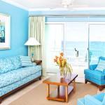 One Bedroom Oceanfront Living Room