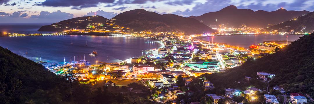 St. Maarten Island
